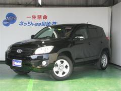 RAV4X 4WD T Value車 メモリーナビワンセグTV