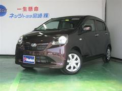 ミライースX T Value車