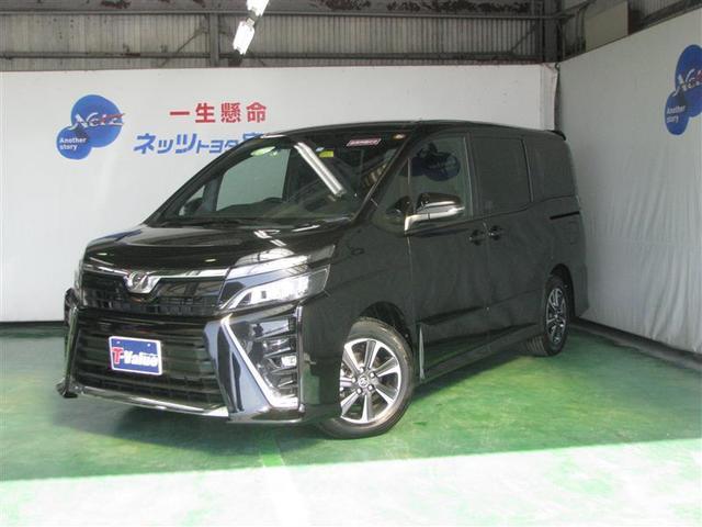 トヨタ ZS 1年保証付 スマートキー 両側電動ドア LEDライト