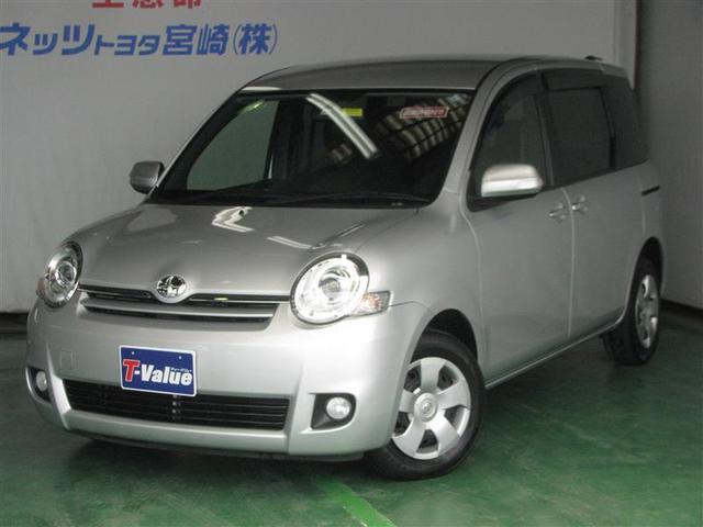 トヨタ X 1年保証付 キーレス 片側電動スライドドア HIDライト