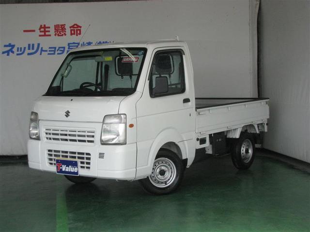 スズキ FC 1年保証付 4WD エアコン パワステ 記録簿