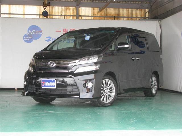 トヨタ 2.4Z ゴールデンアイズ 1年保証付 両側電動ドア ETC