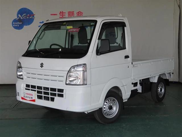 スズキ KCエアコン・パワステ 1年保証付 4WD 5速ミッション