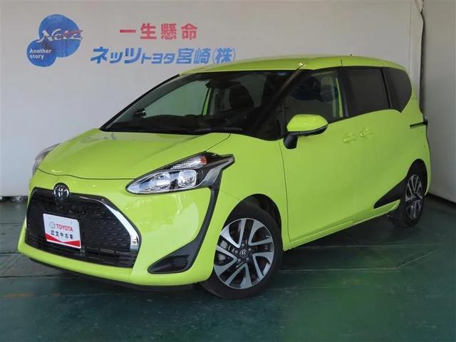 トヨタ ファンベースG セーフティーセンス ナビ地デジ 両側電動ドア