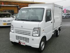 キャリイトラック東洋ブラザー工業製保冷車 フロアAT