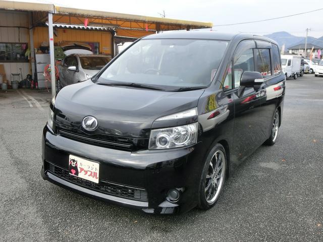 トヨタ X Lエディション HDDナビ ローダウン 社外18アルミ