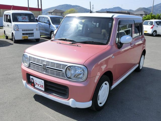 「スズキ」「アルトラパン」「軽自動車」「熊本県」の中古車