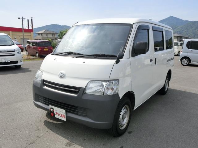 トヨタ DX 荷室パイプ付 ETC インパネAT
