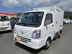 NT100クリッパートラック 中温冷凍車