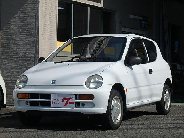 ホンダ トゥデイ Mi 5速マニュアル 走行70800km 純正アルミ 2ドアタイプ