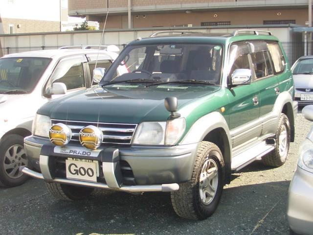 トヨタ TZ ディーゼル サンルーフ フォグ