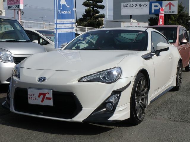 トヨタ GT ナビ バックカメラ TRDエアロ