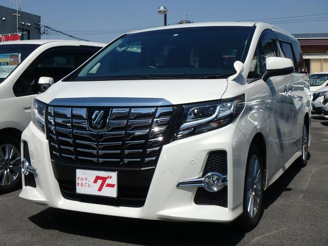 トヨタ アルファード 2.5S ナビ ETC