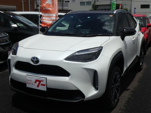 トヨタ Z 登録済未使用車 アラウンドビューモニター ブレーキサポート シートヒーター オートライト