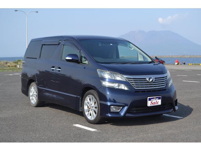 トヨタ 2.4Z HDDナビTV 片側電動ドア HID ETC