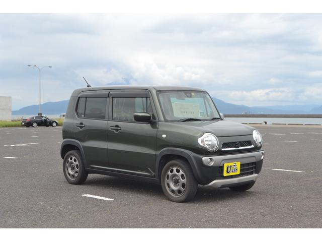 Gターボ 4WD(ダウンヒル機能付き)新品SDナビ フルセグTV DVD・CD Bluetooth対応 レーダーブレーキ シートヒーター アイドリングストップ スマートキー ターボ車(1枚目)