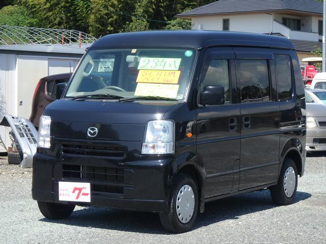 マツダ バスター 4WD 5MT CD キーレス リアヒーター