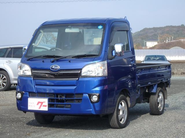 スバル TC 4WD  オートマ パワステ PW キーレス 社外AW
