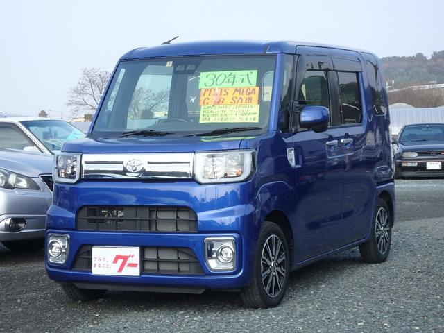 トヨタ Gターボ SAIII 両側パワスラ 新品SDナビ LED