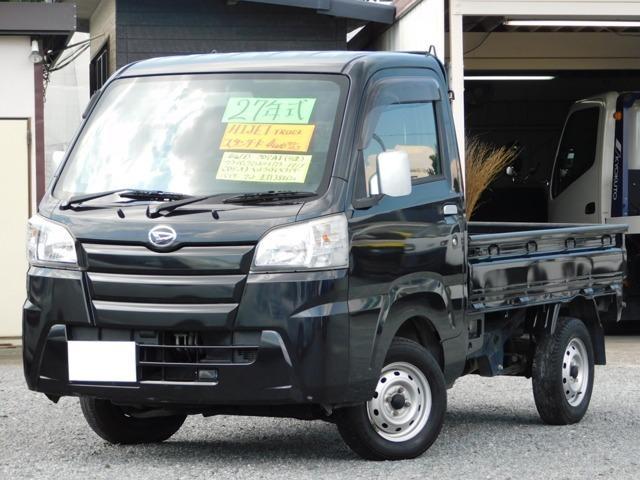 ダイハツ ハイゼットトラック スタンダード 3方開 4WD カラーパック フロア4AT CD 38900km