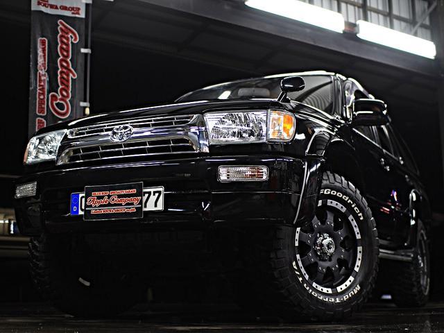 トヨタ SSR-G ディーゼルターボ USオフロードSTYLE