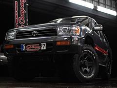 ハイラックスサーフSSR−X ディーゼルターボ 4Runner STLE