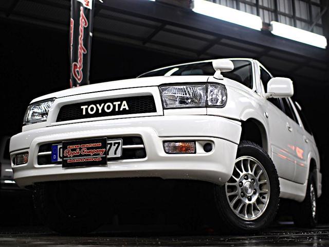 トヨタ スポーツランナー オリジナルカスタムSTYLE