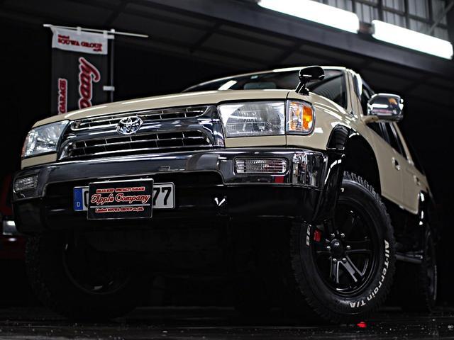トヨタ SSR-V 4Runner ワイドSTYLE