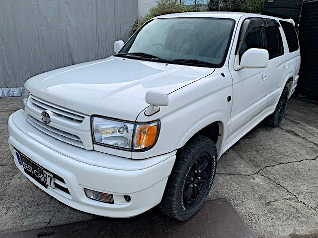 トヨタ スポーツランナー 2WD WHT STYLE