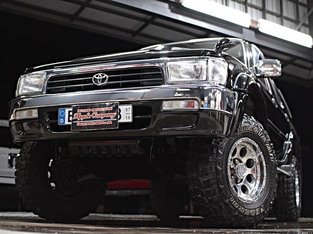 トヨタ SSR-Xリミテッド 希少背面レス