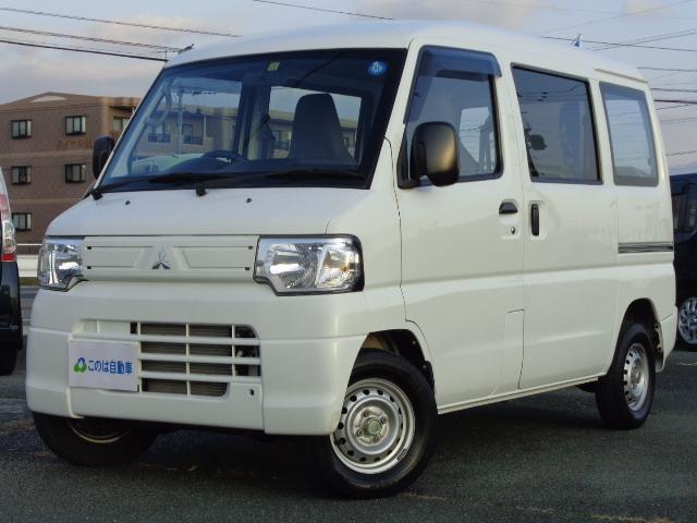 「三菱」「ミニキャブバン」「軽自動車」「熊本県」の中古車