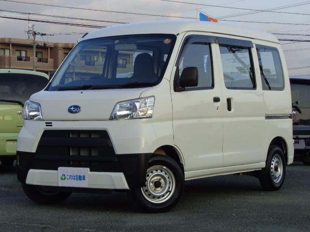 「スバル」「サンバーバン」「軽自動車」「熊本県」の中古車