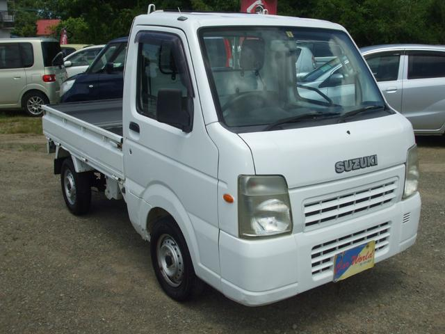 スズキ FC 4WD エアコン パワステ 車検整備付き