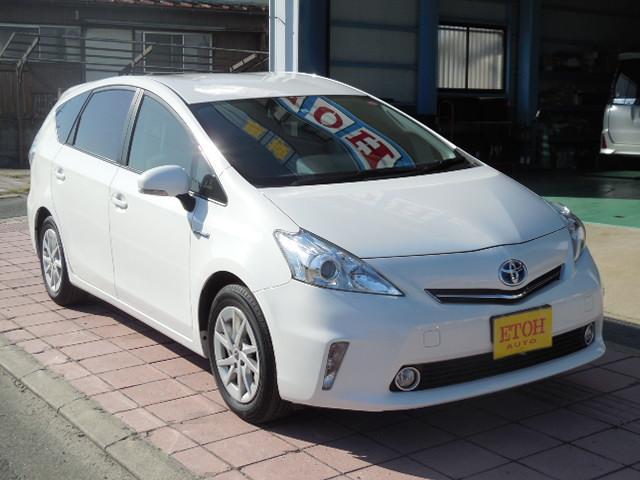 トヨタ S ナビ TV 7人乗り バックモニター