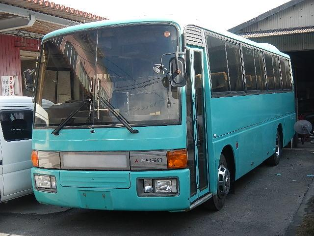 三菱ふそう 三菱ふそう ホテル観光バス 42人乗 ホテル送迎使用 エアコン