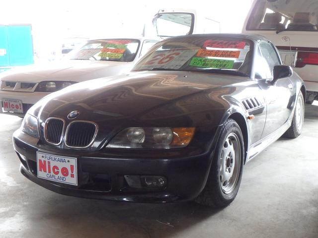 BMW Z3ロードスター ベースグレード レザーシート (なし)