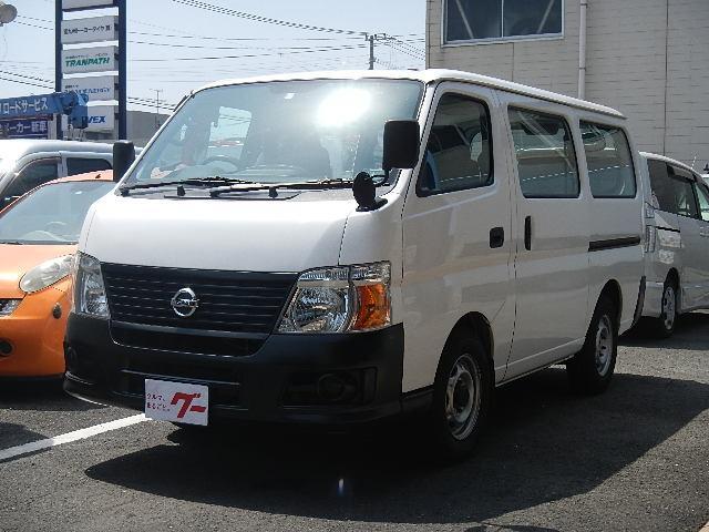 日産 キャラバン DX メモリーナビ・ワンセグTV・バックカメラ・...