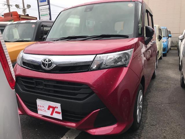 トヨタ タンク X S 電動スライドドア CD スマートキー ETC HID