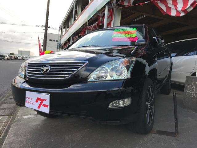 トヨタ 240G Lパッケージ SDナビ フルセグ オートライト