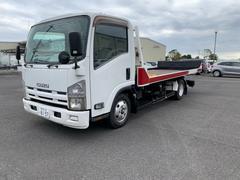エルフトラック積載車 フルフラトップ フル装備 キーレス ETC