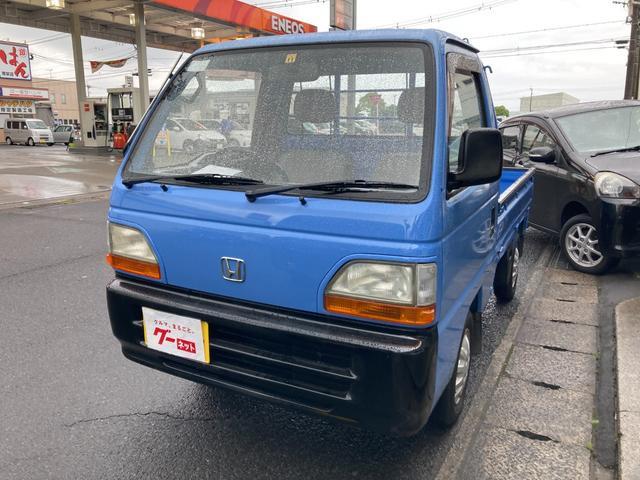 ホンダ アタック エアコン 5速マニュアル車 4WD