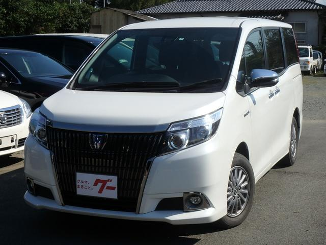 トヨタ ハイブリッドGi ブラックテーラード SDナビ フルセグTV