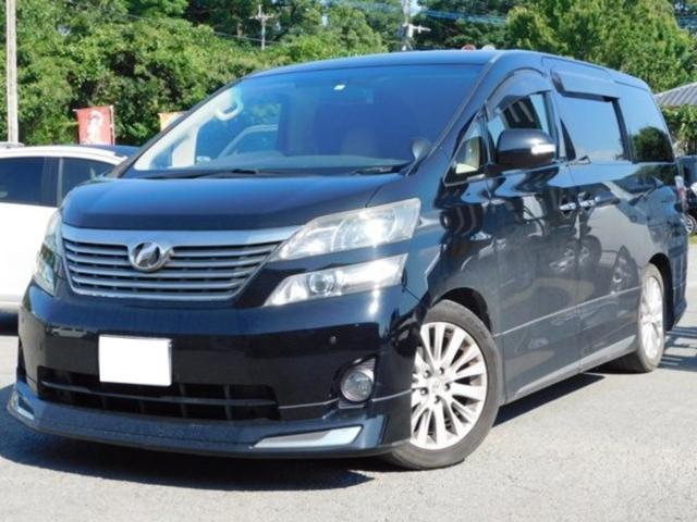 トヨタ 3.5V Lエディション SDナビTV SR 両側パワスラ