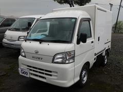 ハイゼットトラック冷蔵冷凍車 5MT エアコン パワステ パワーウィンドウ