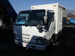 エルフトラック冷蔵冷凍車 5MT ディーゼル バックモニター