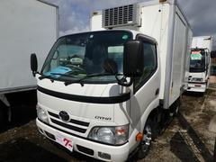 ダイナトラック冷蔵冷凍車 5MT バックカメラ ETC フル装備