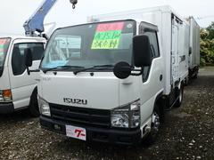エルフトラック冷蔵冷凍車 5MT フル装備 エアバッグ