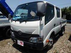 トヨエースWキャブ 5MT フル装備 ETC