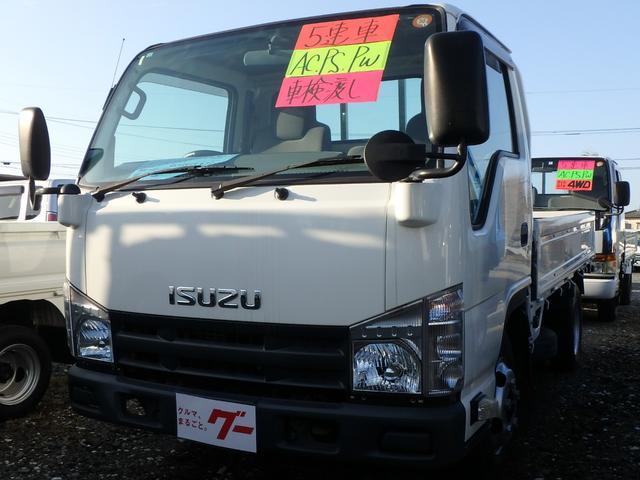 いすゞ 1.5tトラック ETC