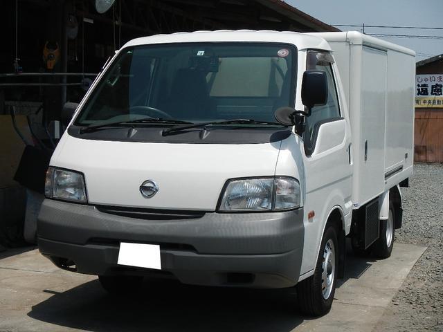 日産 バネットトラック  冷蔵冷凍車 -7度設定 バックカメラ